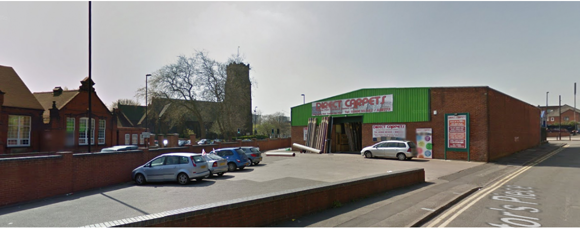 Direct Carpets and Cushionfloor Clearance Centre in Willenhall